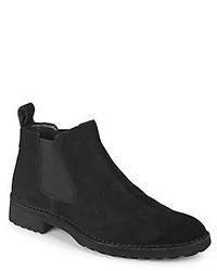 Saks Fifth Avenue Reynolds Suede Chelsea Boots