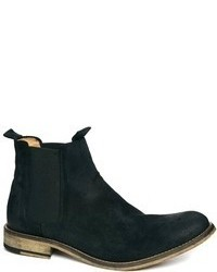 Selected Homme Melvin Suede Chelsea Boots Black Out of stock