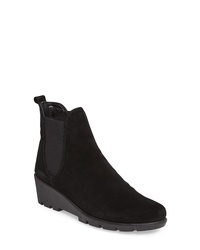 The Flexx Slimmer Chelsea Wedge Boot