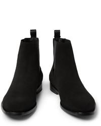 ... Balenciaga Suede Chelsea Boots ... af82170e02