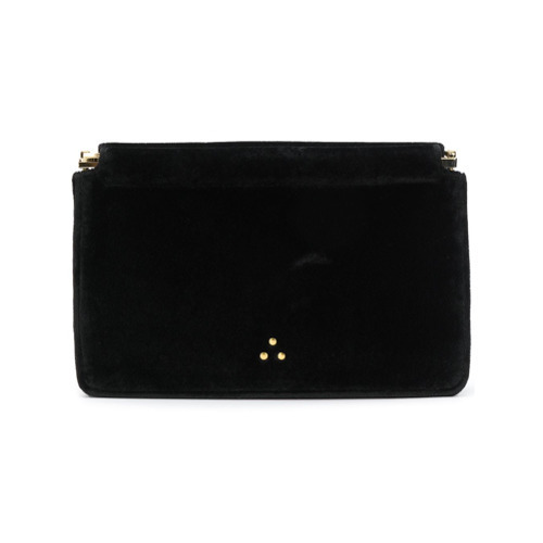 Jerome Dreyfuss Jrme Dreyfuss Velvet Clutch Bag