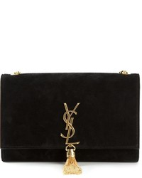 Saint Laurent Medium Classic Monogram Satchel