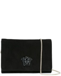 Versace Palazzo Patent Clutch
