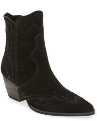 Matisse Parker Western Block Heel Bootie
