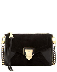 Aimee Kestenberg Vanessa Leather Zip Crossbody