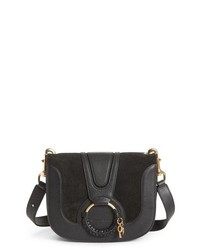 See by Chloe Hana Suede Leather Shoulder Bag