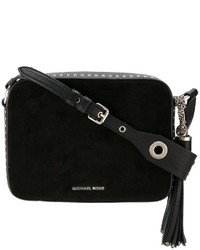 94196673abf9 Michl Michl Kors Eyelet Studded Leather Suede Mini Crossbody Bag Out of  stock · MICHAEL Michael Kors Michl Michl Kors Large Brooklyn Camera Crossbody  Bag