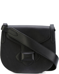 Michael Kors Michl Kors Saddle Crossbody Bag