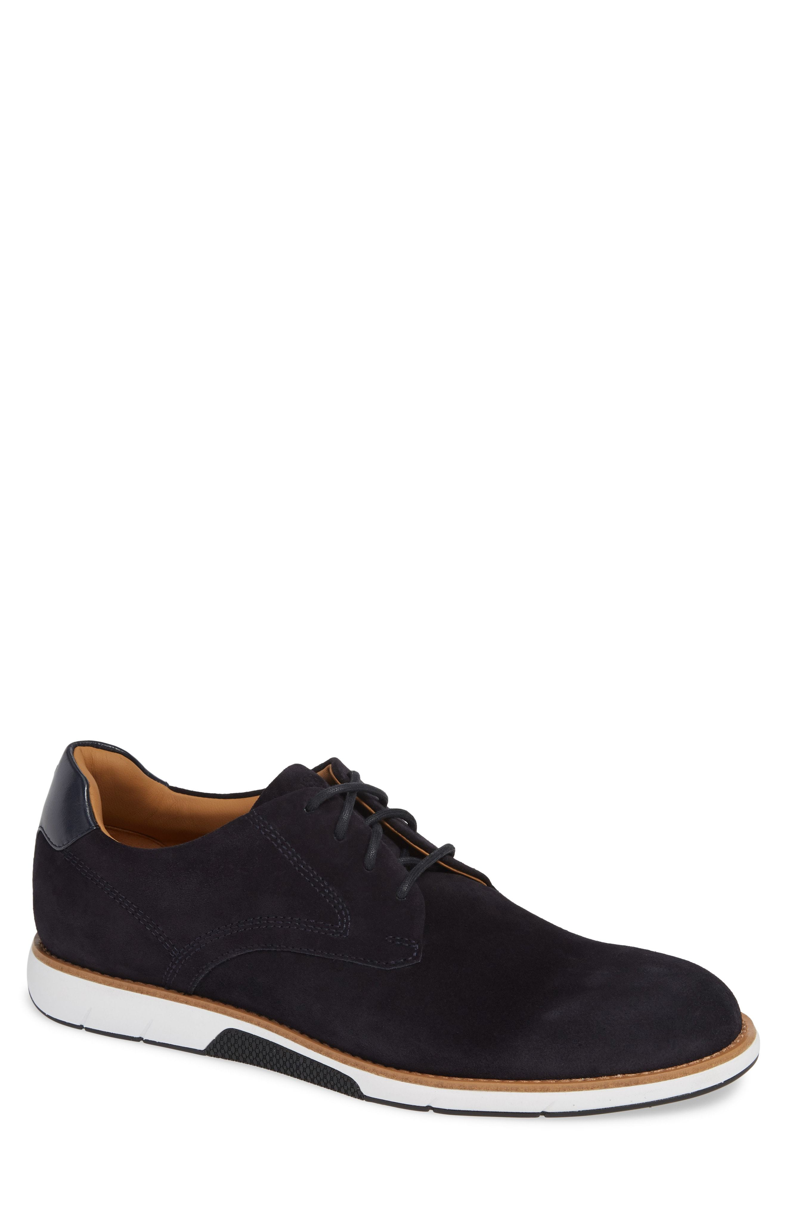 BOSS Summit Water Resistant Plain Toe Derby