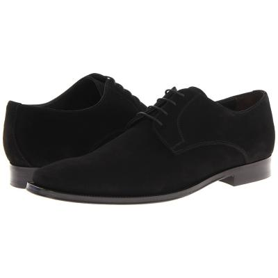 To Boot New York Felix Shoes Black Suede