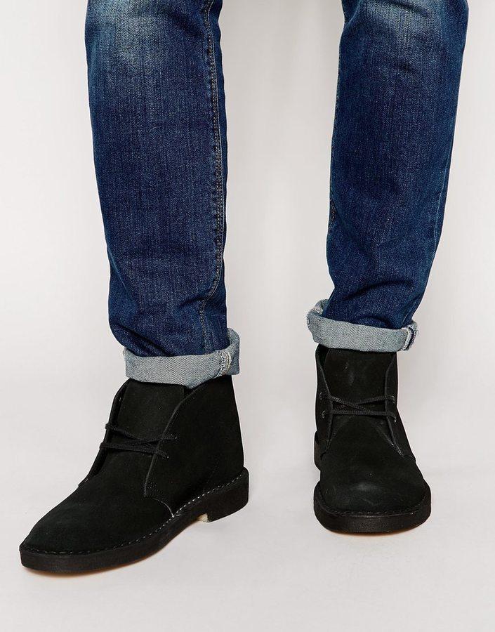 Clarks Originals Desert Boots, $171