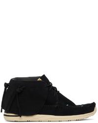 VISVIM Suede Fbt Lhamo Folk Sneakers