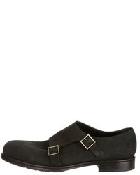 Calvin Klein Collection Monk Strap Loafers