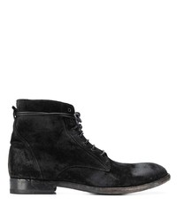 Tagliatore Lace Up Ankle Boots