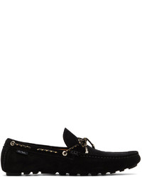 Ps By Paul Smith Black Springfield Loafers