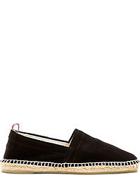 c0e6c82912 Manebi Maneb Espadrilles Out of stock · Castaner Castaer Black Suede Pablo  Slip On Shoes