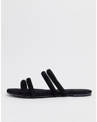 Glamorous Multi Flat Sandals