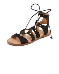 Dolce Vita Jasmyn Suede Gladiator Sandals