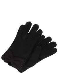 UGG Bailey Knit Bow Glove