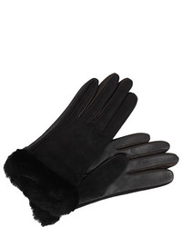 UGG Classic Suede Smart Glove 14 Dress Gloves
