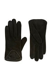 Rag & Bone Moto Gloves Black