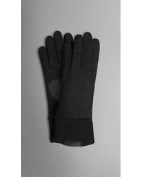 Burberry Shearling Gloves