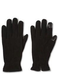 Merona Suede Dress Glove Black
