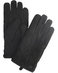 Levi's Suede Gloves