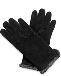 Isotoner Suede Gloves With Vent