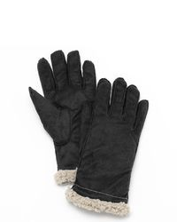Grandoe Suede Texting Gloves