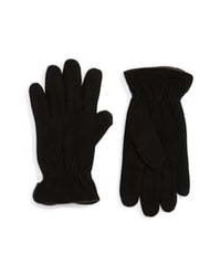 Nordstrom Men's Shop Suede Thermolite Gloves