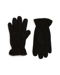 Nordstrom Men's Shop Suede Thermolite Gloves