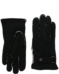 Timberland Suede Leather Glove With Sherpa Lining