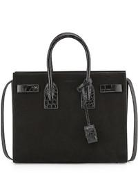 Sac de jour suede small satchel bag medium 438833