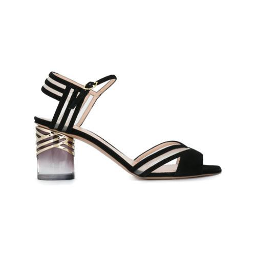 Nicholas Kirkwood 65mm Zaha Sandals