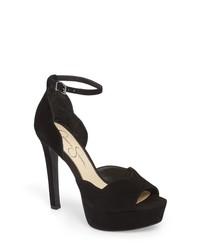 Jessica Simpson Blick Scalloped Platform Sandal