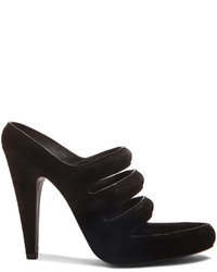 Alexander Wang Chelsie Suede High Heel Sandals
