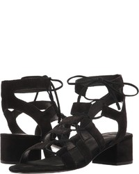 Frye Chrissy Side Ghillie Dress Sandals