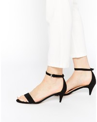 Asos Collection Haden Heeled Sandals