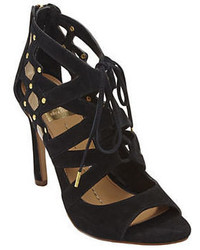 Dolce Vita Safia Suede Strappy Sandals