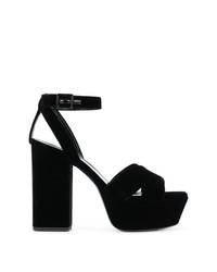 Saint Laurent Farrah 80 Sandals