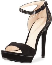 Pelle Moda Fenton Suede Dressy Sandal