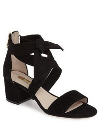 Louise et Cie Gia Block Heel Sandal