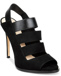 Nine West Hallan Peep Toe High Heel Sandals