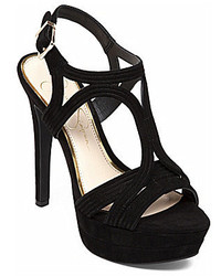 Jessica Simpson Salemm Caged Sandals
