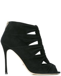 Sergio Rossi Knotted High Heel Sandals