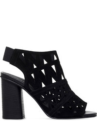 Carvela Kupid Suede Heeled Sandals