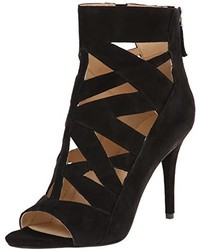 Nine West Delfina Suede Dress Sandal