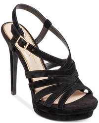 Jessica Simpson Peace Caged Platform Sandals