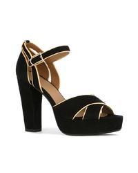 Sonia Rykiel Platform Heels Sandals